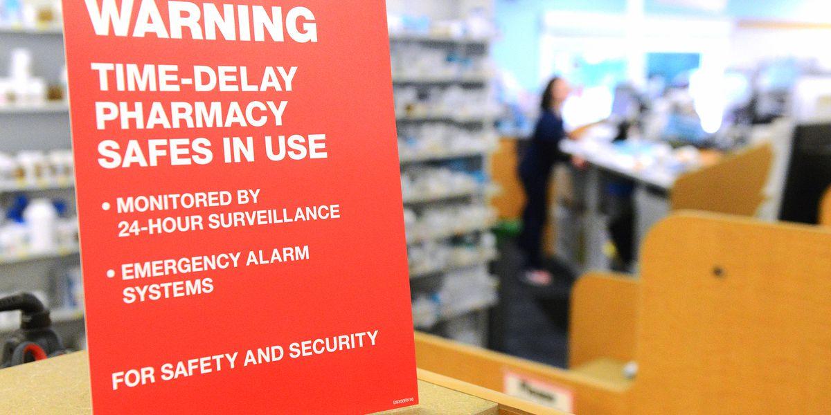 CVS installs time delay drug safes at all TN pharmacies