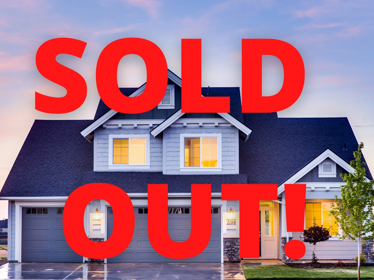 2021 St. Jude Dream Home tickets sold out!