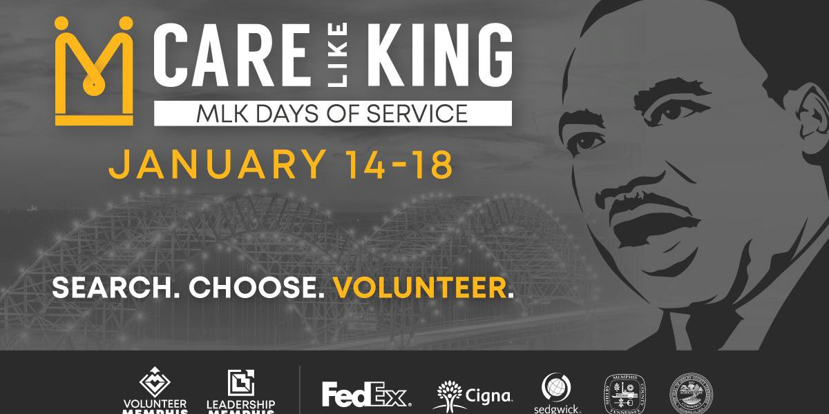 Volunteer registration open for MLK Days of Service