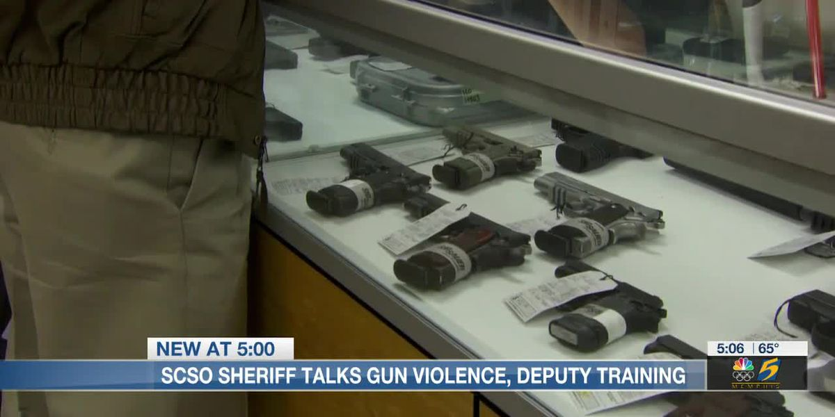SCSO Sheriff talks about the future of the sheriff's department, deputy training