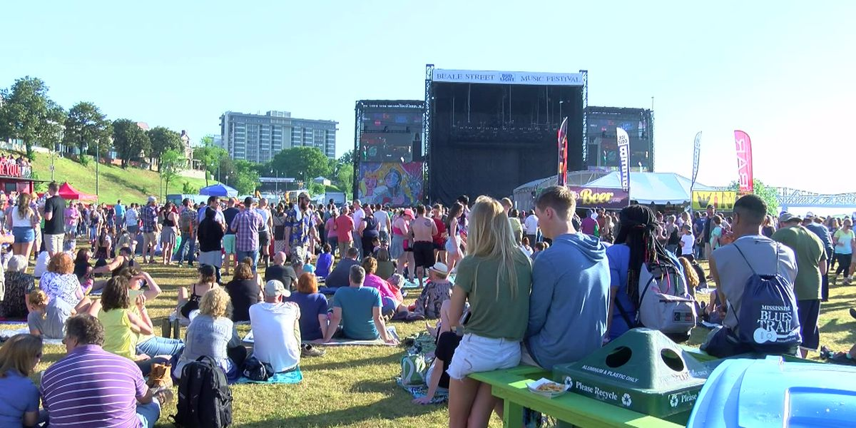 Memphis in May announces lineup for 2020 Beale Street Music Festival
