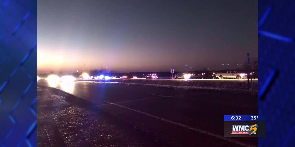 3 in custody after MHP high-speed chase