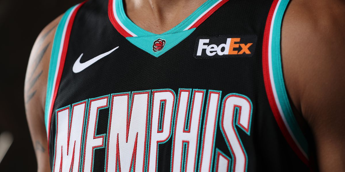 Grizzlies' new uniforms celebrate 20 seasons in Memphis