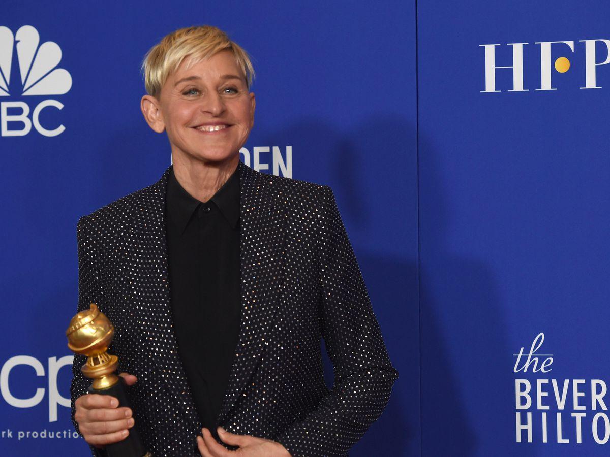 Happy Birthday! Ellen DeGeneres turns 62 years old