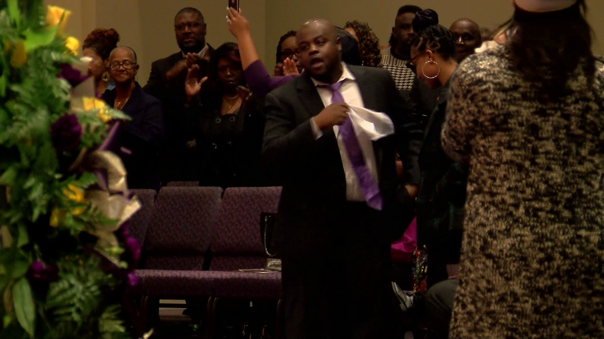 Loved ones celebrate the life of Chef Gary Williams New Orleans-style