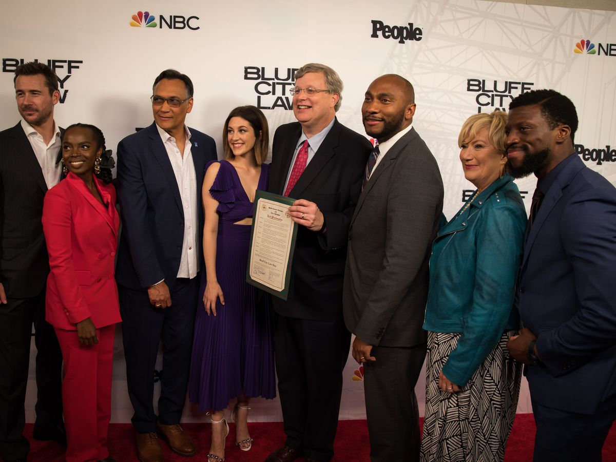 Jim Strickland pushes for return of NBC's 'Bluff City Law'