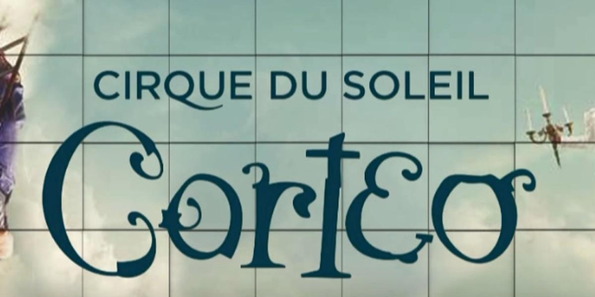 Watch WMC Action News 5 to win tickets to Cirque Du Soleil Corteo