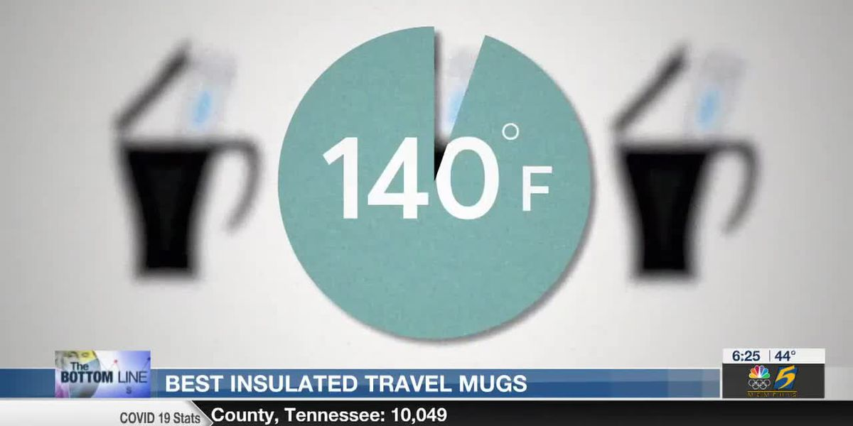 Bottom Line: Consumer Reports rates best travel mugs
