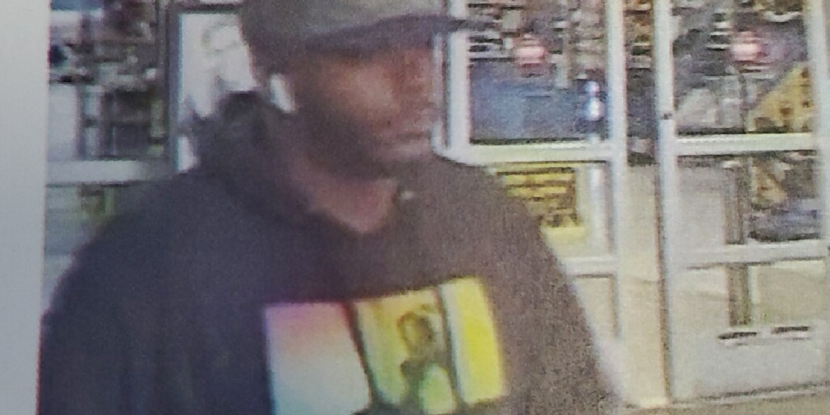 Suspect wanted for questioning in recent Southaven credit card theft