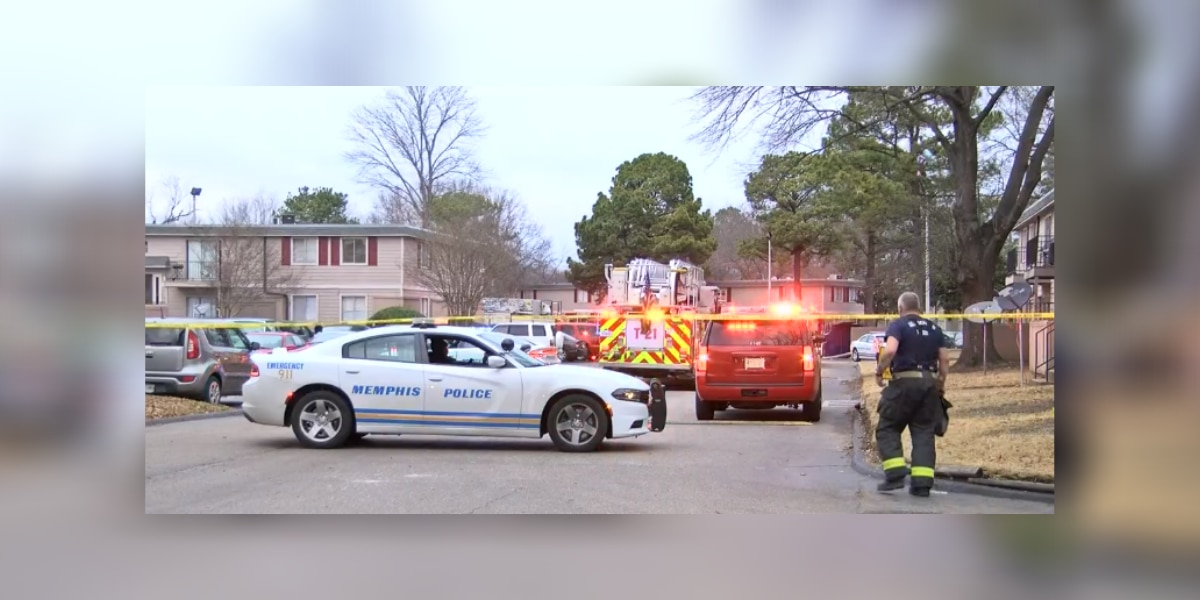 Two children killed in Pinebrook Pointe Apartments fire, MFD says