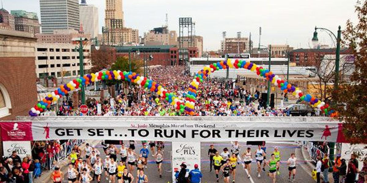 St. Jude Memphis Marathon goes virtual