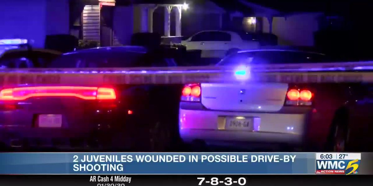 3 juveniles shot within 24 hours across Memphis
