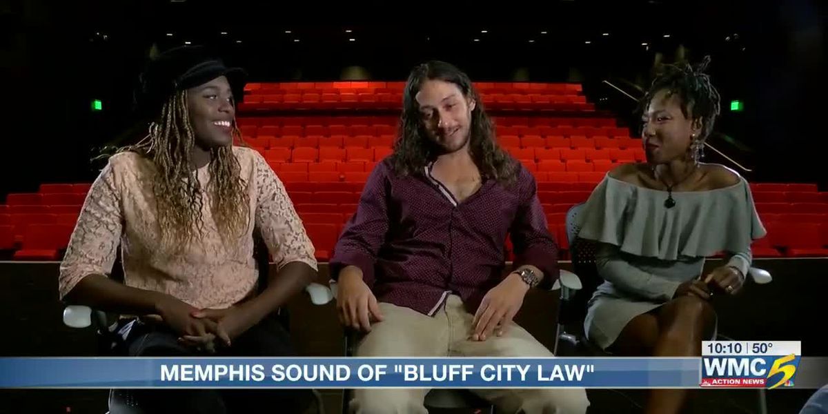 "Memphis band's music featured in ""Bluff City Law"" promo"
