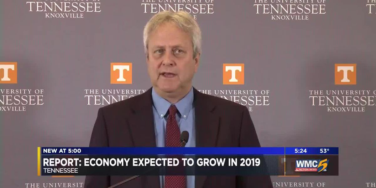 Report: Tennessee economy expected to grow in 2019
