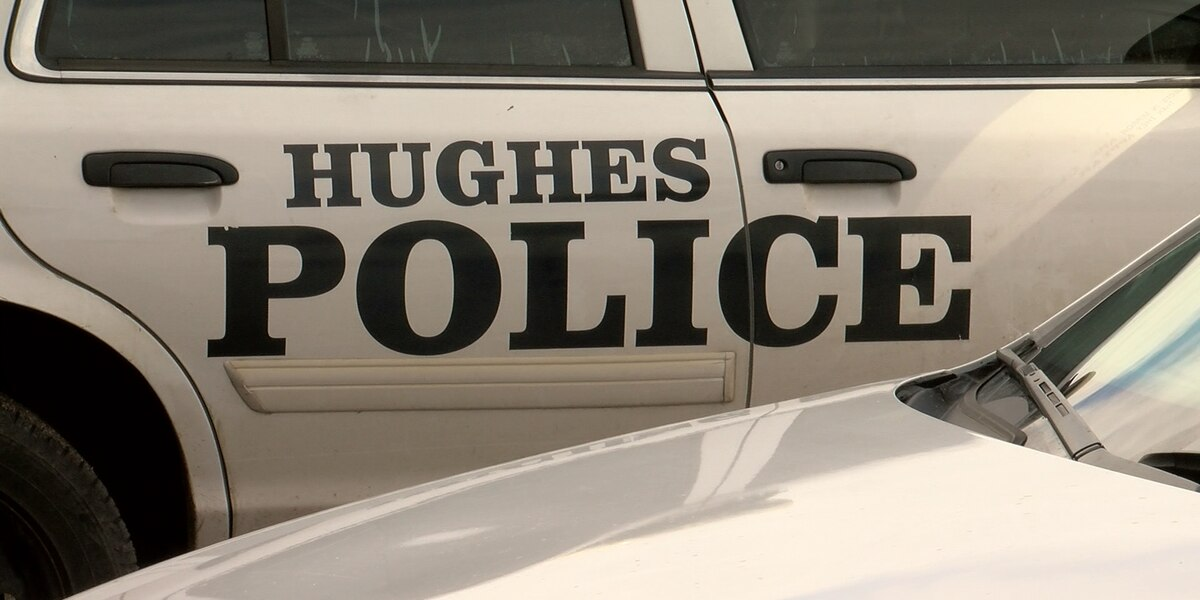 Hughes Police Department closed until further notice