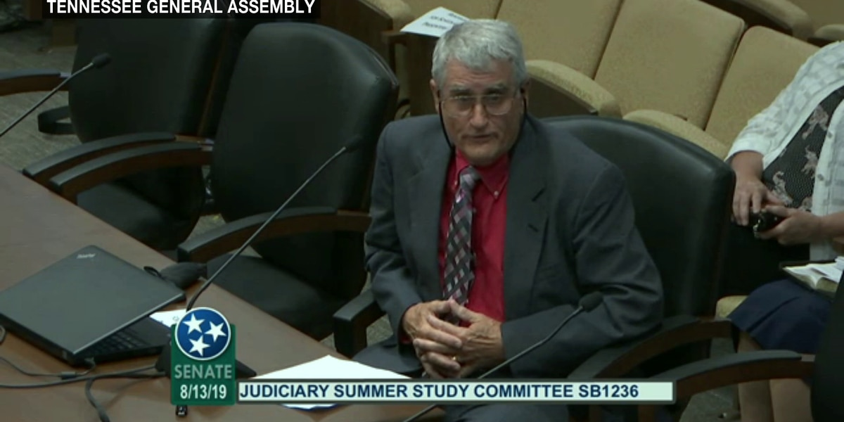 Mid-South political leader testifies remembering birth during abortion bill debate