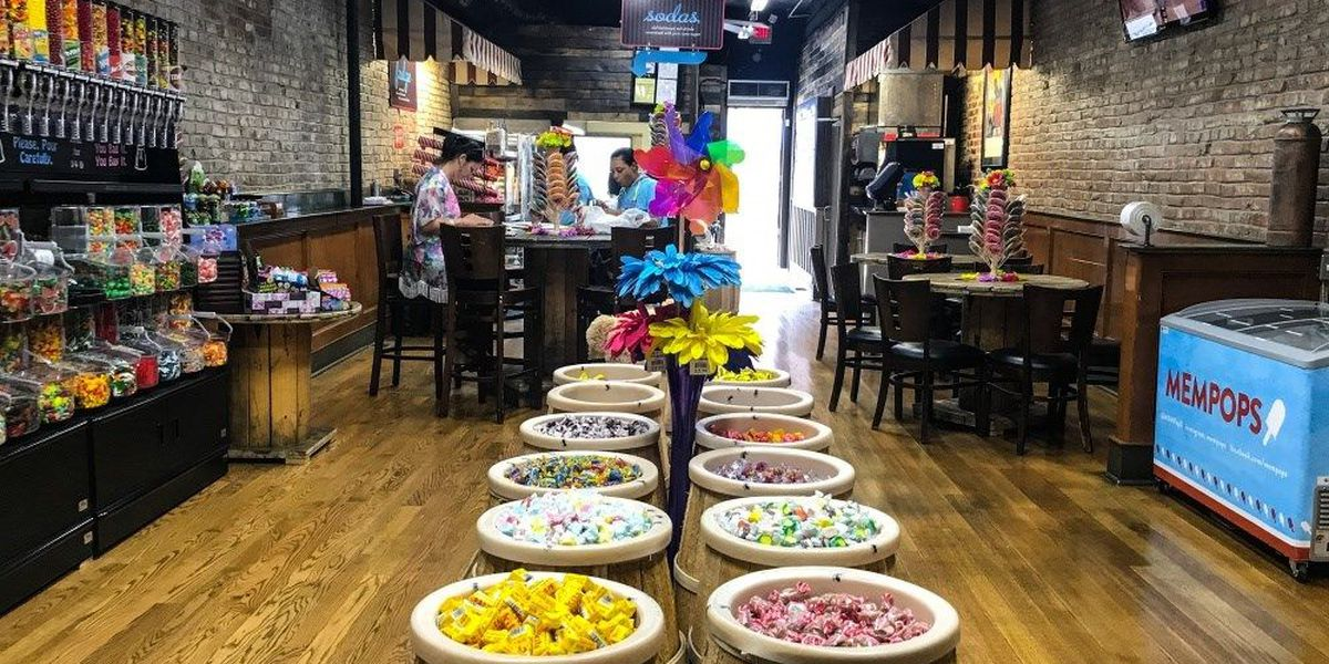 Candy shop opens doors on Beale Street