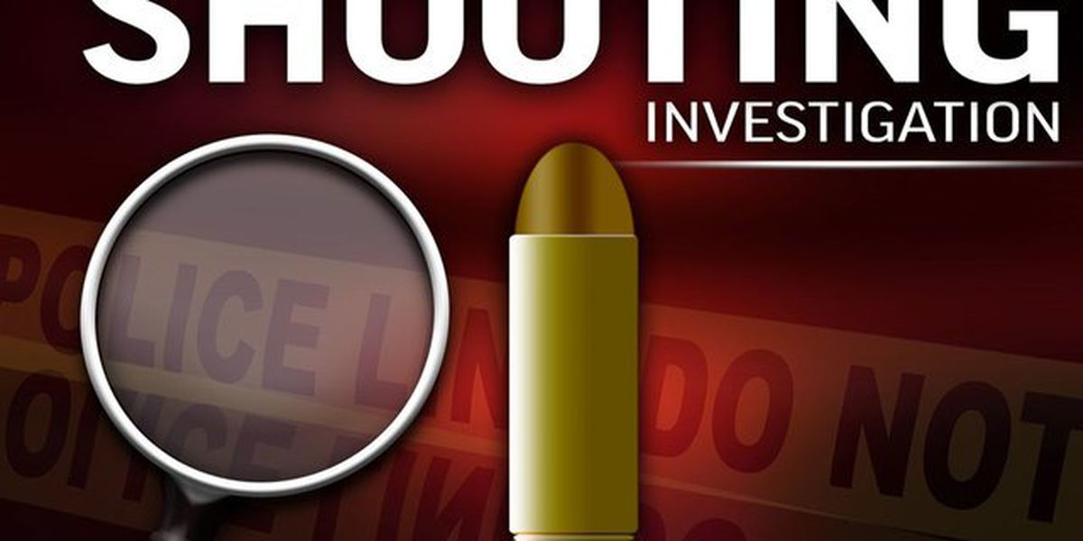 Caregiver shot outside client's home, police looking for suspects