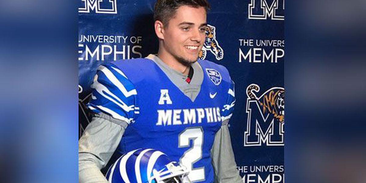 Former AZ State quarterback, top-100 recruit transfers to Memphis