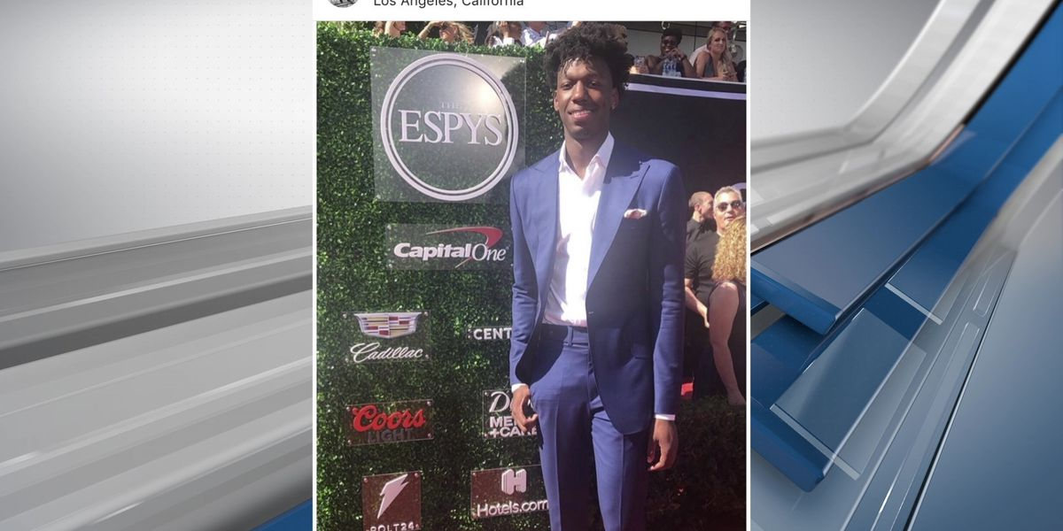 Wiseman mingles with stars at ESPYS