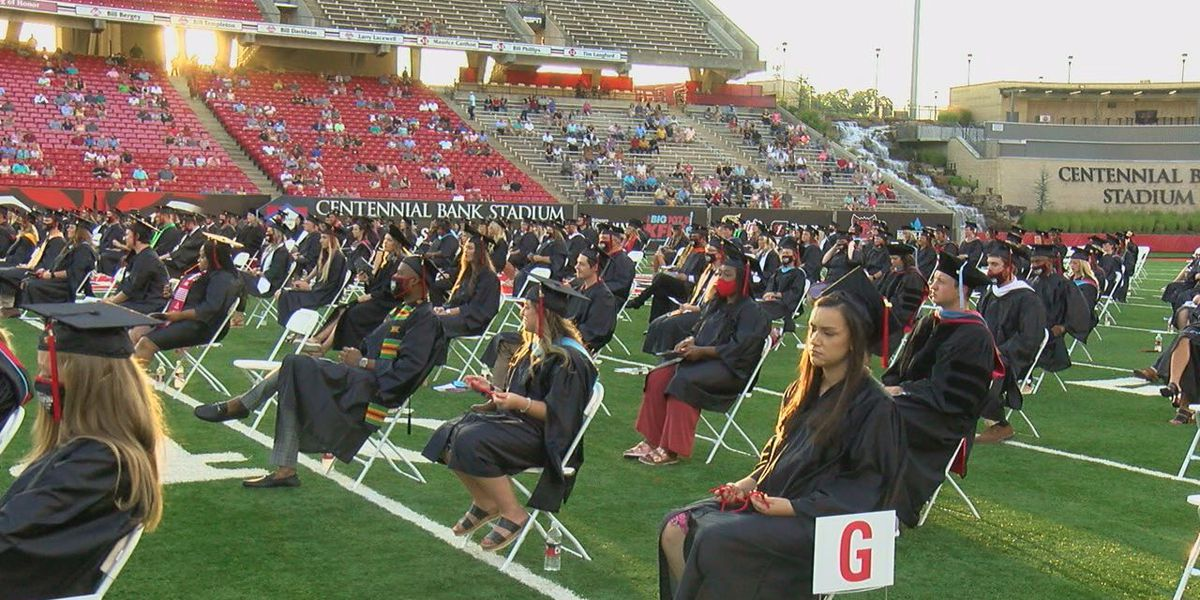 A-State moves Fall 2020 graduation ceremony to Sunday