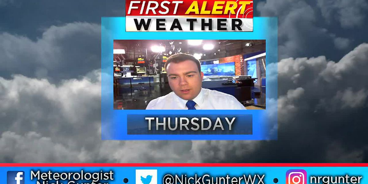 Thursday, June 20th, First Alert Forecast