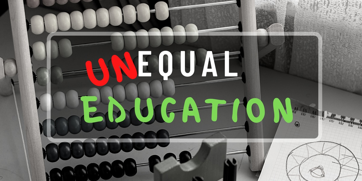Students with disabilities are receiving unequal education in remote learning