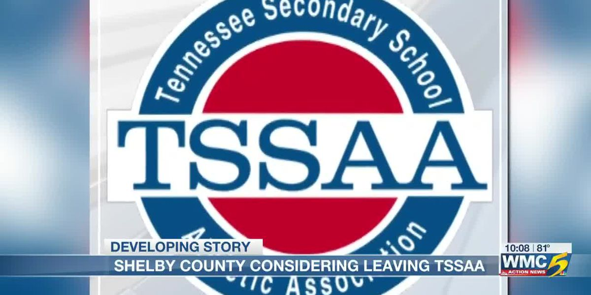 SCS Superintendent Joris Ray announced the district may leave the TSSAA
