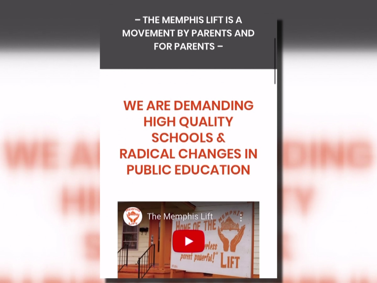 Memphis Lift calls for policy changes in Shelby County Schools