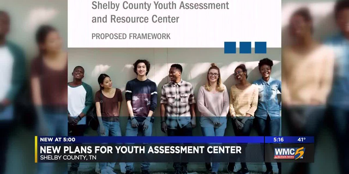 Shelby County's Youth Assessment Center plan moves ahead