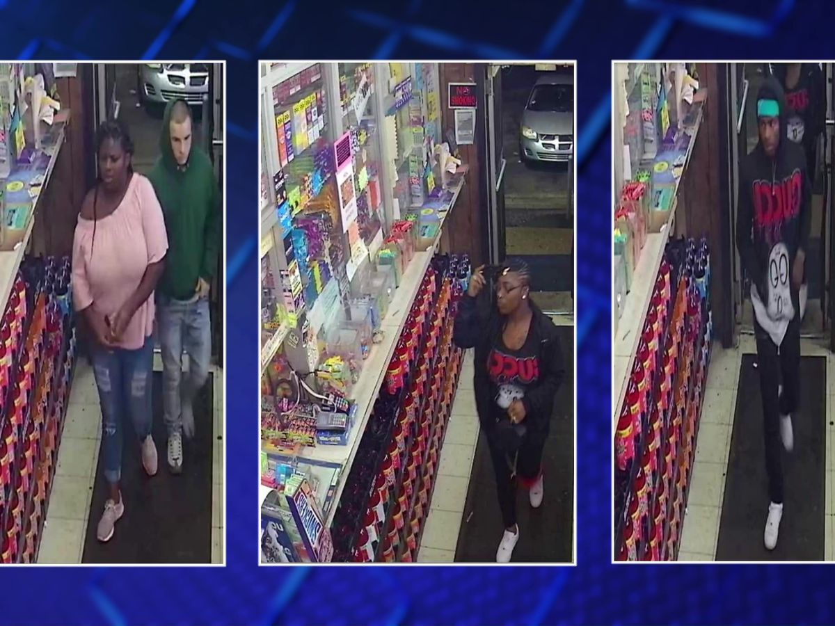 Police searching for persons of interest in convenience store homicide