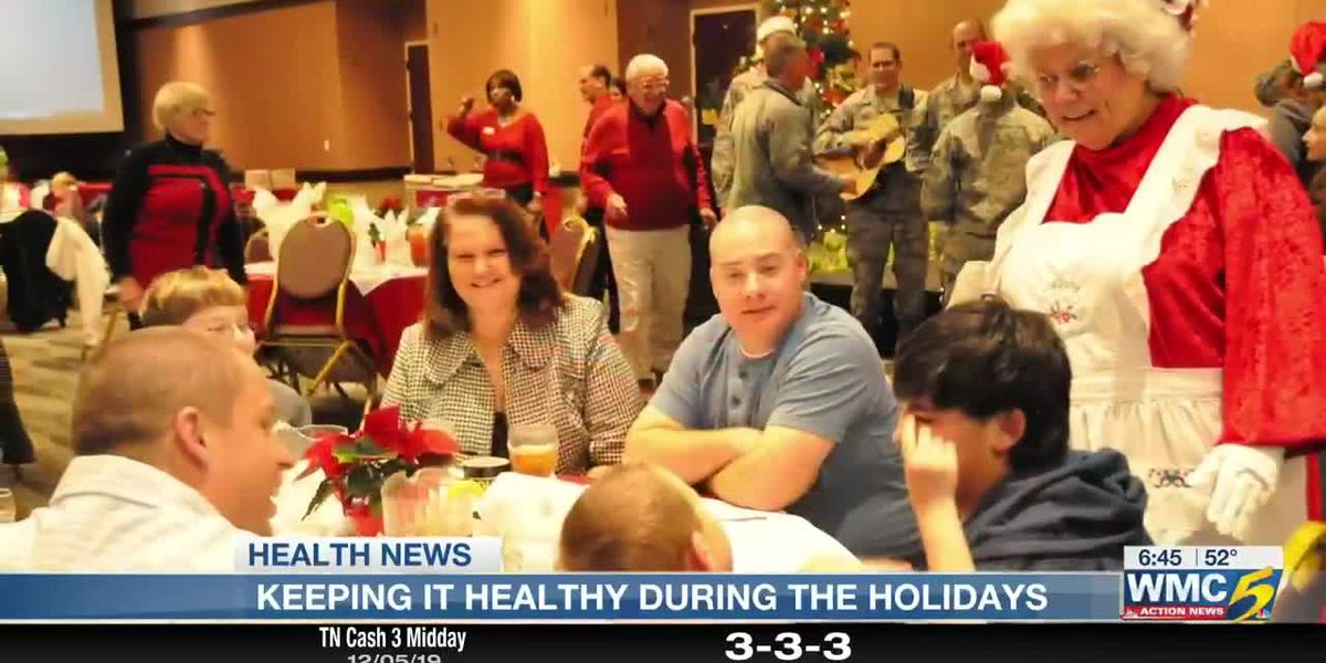 Best Life: Keeping it healthy during the holidays