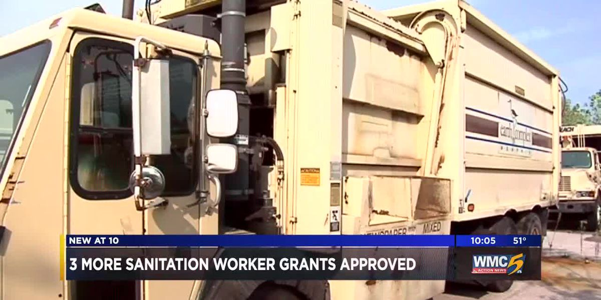Grants approved for 3 more sanitation workers from 1968 Strike