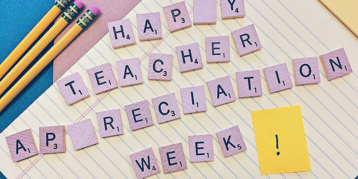 Help us honor teachers for Teacher Appreciation Week!