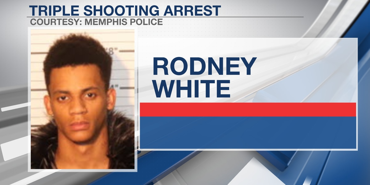 Police arrest man accused of shooting 3 people, including 4-year-old child
