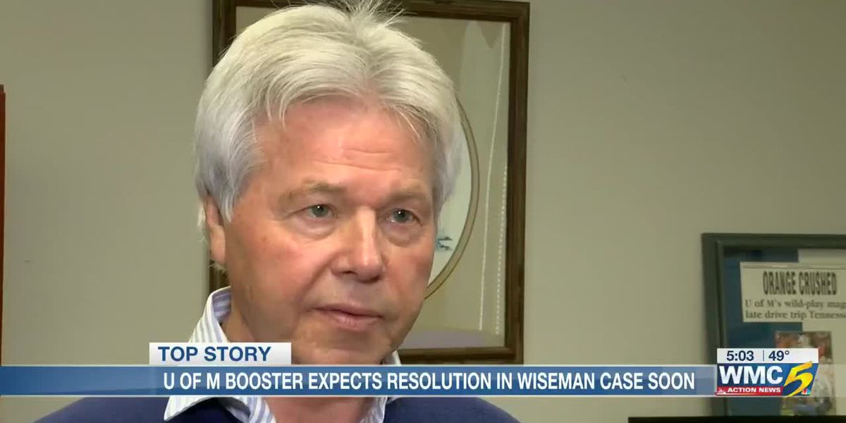 UofM booster expects resolution in Wiseman case soon