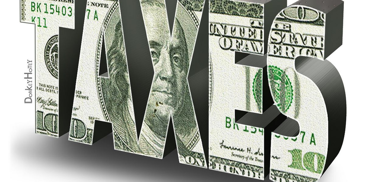 Tennessee among states with lowest tax burden
