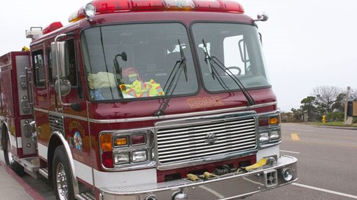 5 children left alone at home; discovered during house fire