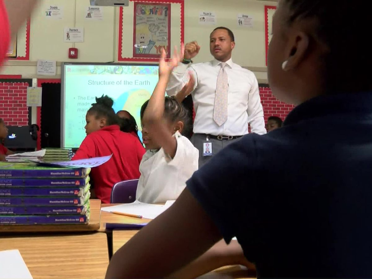 Shelby County Schools receive 'advancing' overall status from TN Dept. of Education