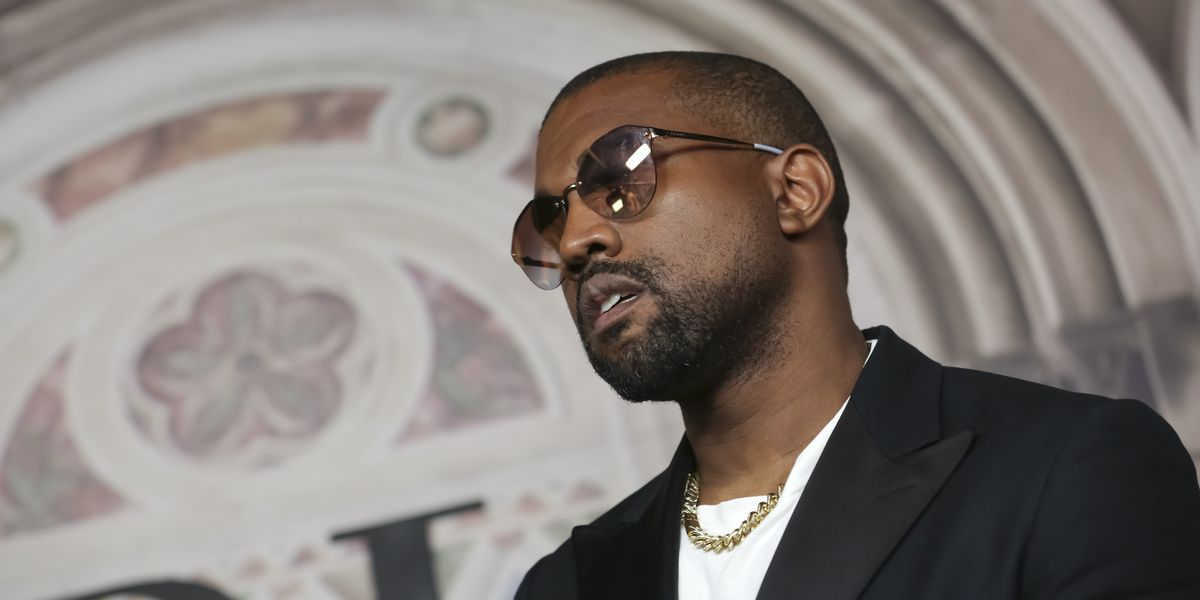Kanye West supports abolishing amendment that outlaws slavery