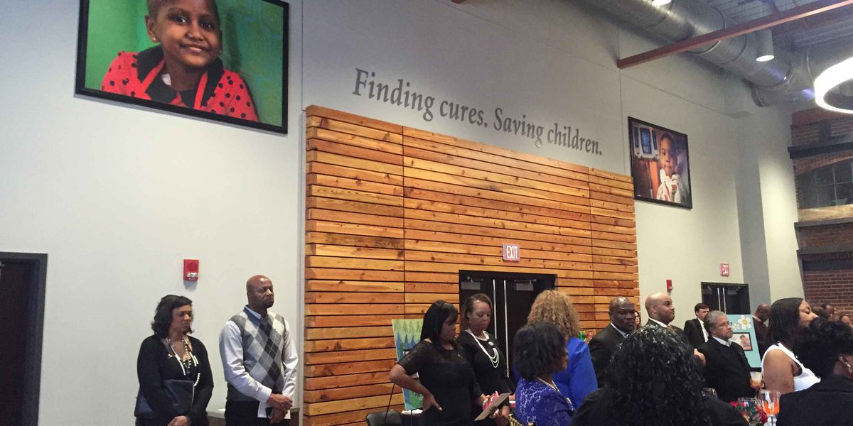 St. Jude honors black pioneers at 'Spirit of the Dream' event