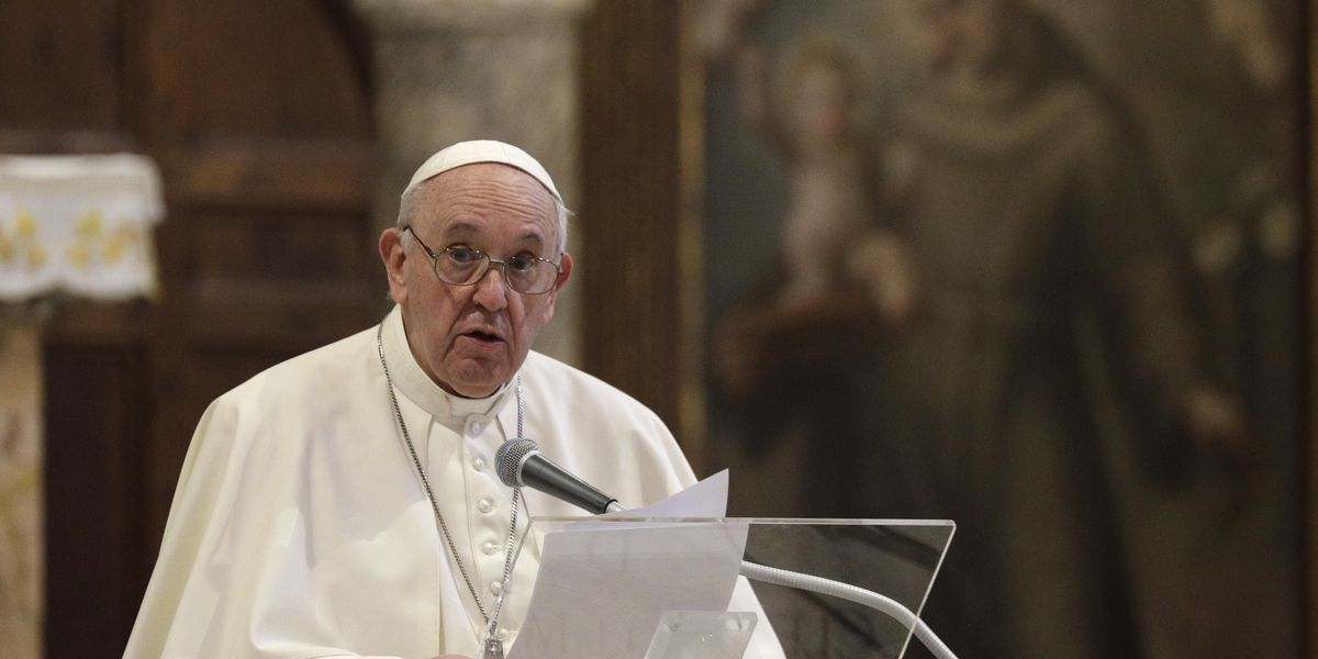 Fiasco over pope's cut civil union quote intensifies impact