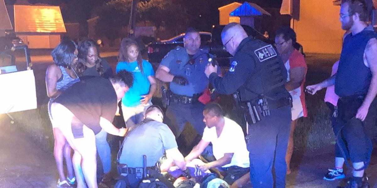 Jonesboro police investigate shooting on Melrose Street