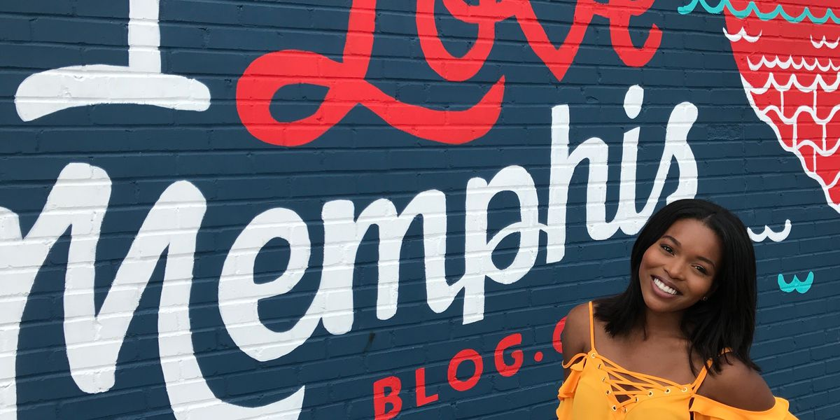 A Love Letter to Memphis: Arianna Poindexter