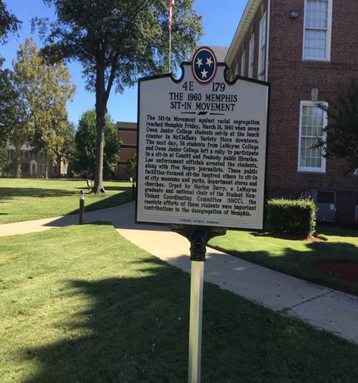 marker acknowledges nashvilles slave - 538×576