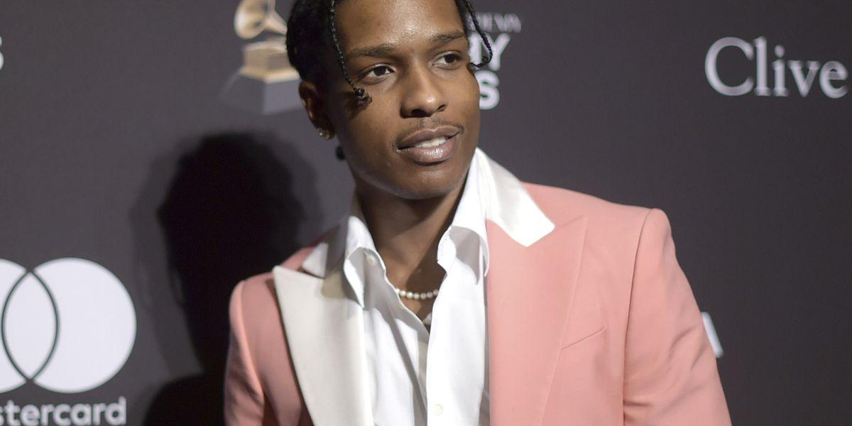 US rapper A$AP Rocky found guilty of assault in Sweden, won't face prison