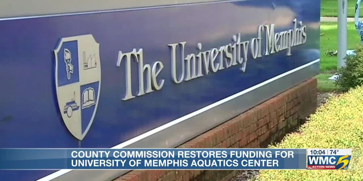 Shelby County Commissioners veto Mayor Harris and UofM Gets Money for pool
