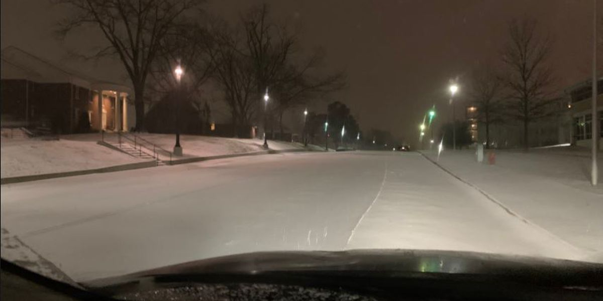 National Guard activated in Arkansas to help drivers