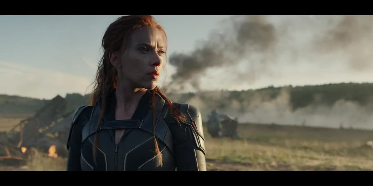 Phase 4: Marvel releases first 'Black Widow' trailer