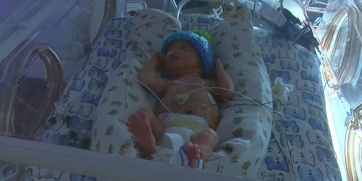 Only NICU in NEA helps to fill need